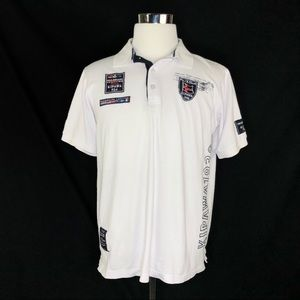 Paul&shark men's polo size L made in Italy